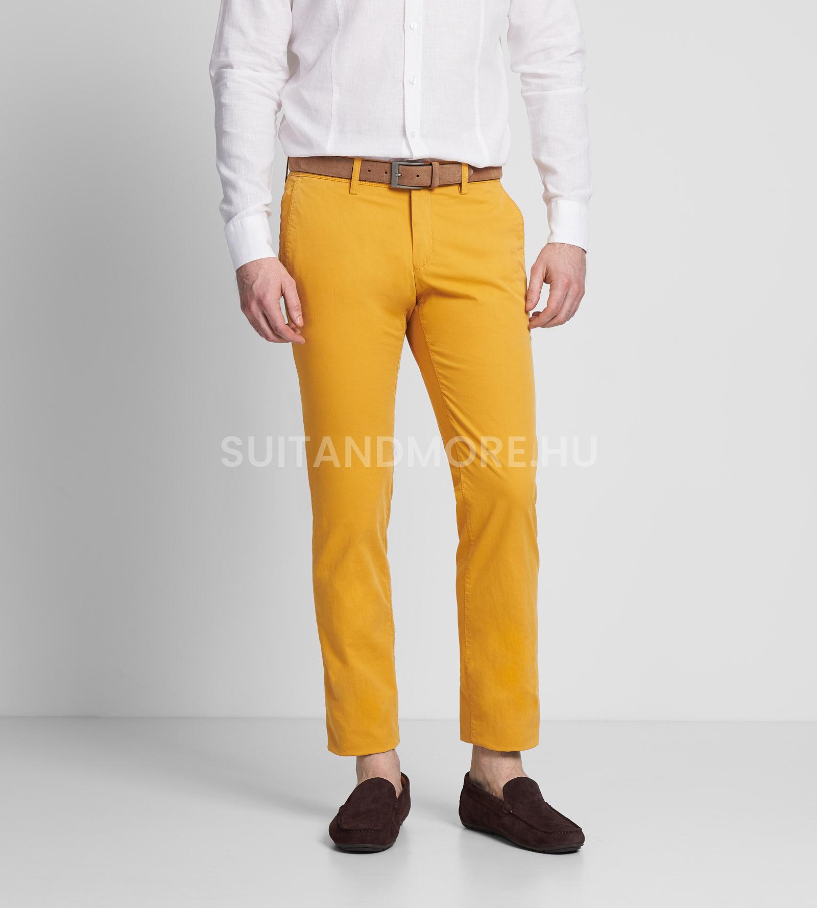 digel-narancssarga-extra-slim-fit-pamut-sztreccs-chino-nadrag-nigel-88164-94