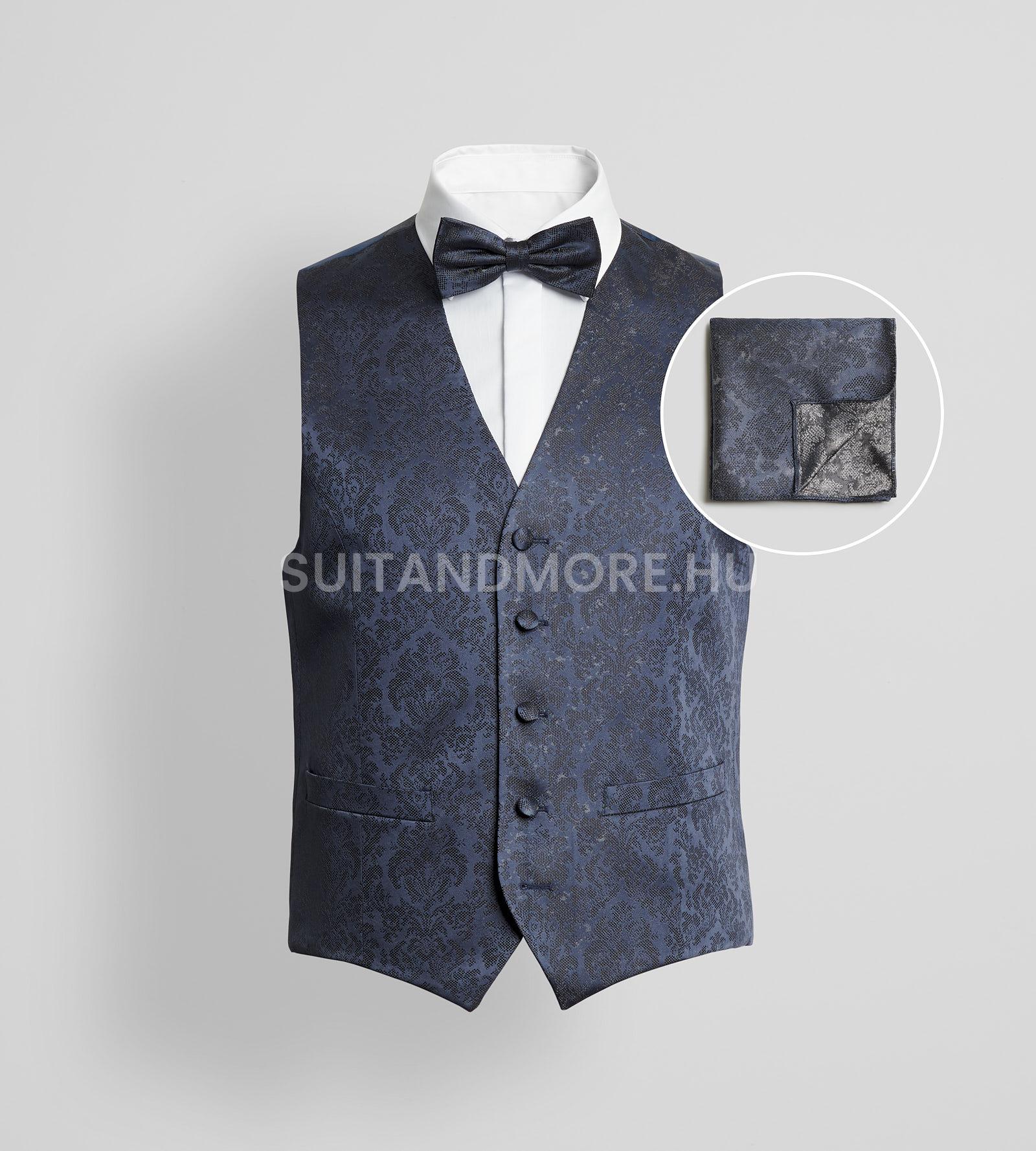 DIGEL-CEREMONY-sötétkék-modern-fit-barokk-mintás-esküvői-mellény-LAMBERT-1006916-24-LOY-LESS-1008916-24-02
