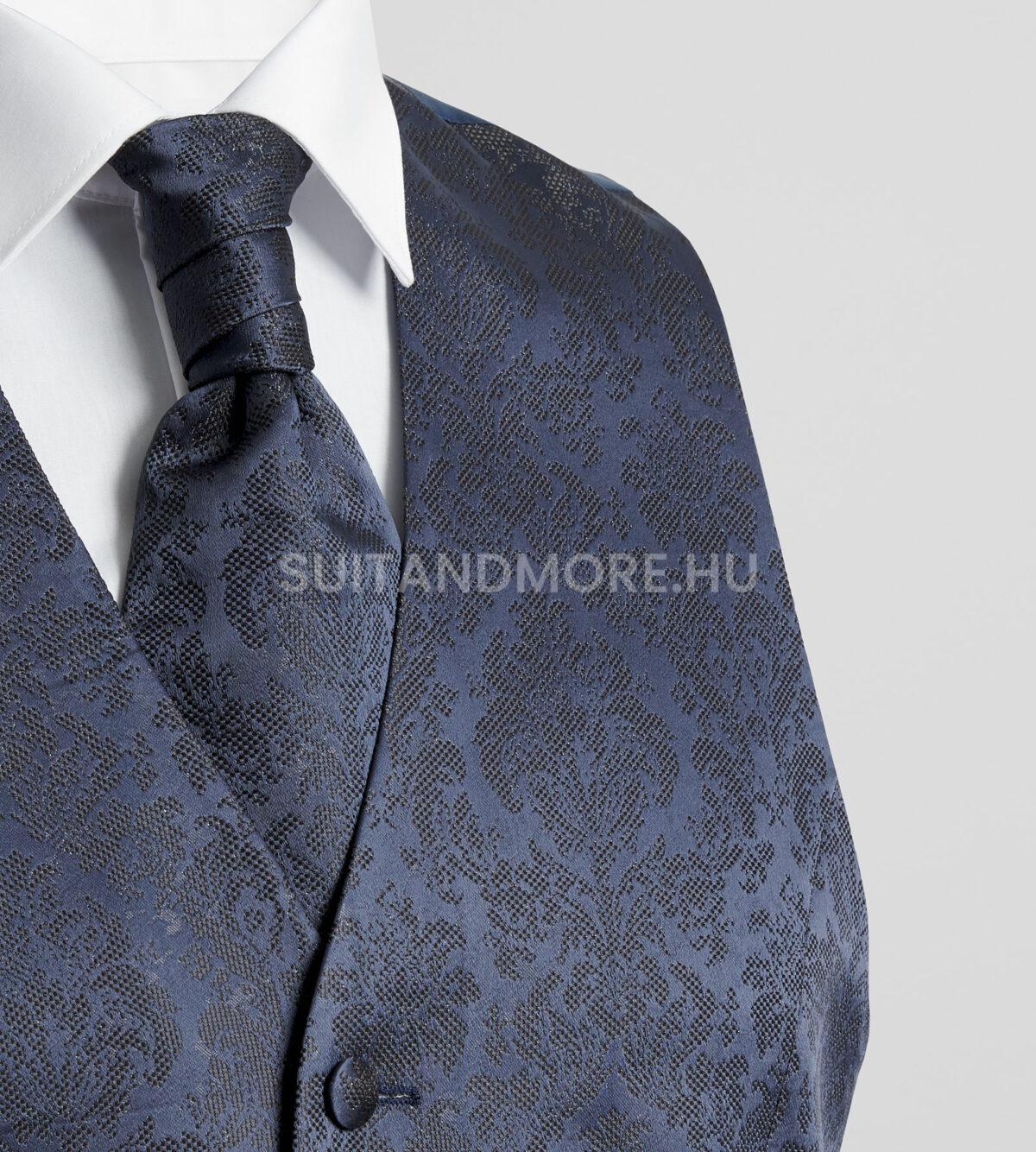 DIGEL-CEREMONY-sötétkék-modern-fit-barokk-mintás-esküvői-mellény-LAMBERT-1006916-24-LOY-LESS-1008916-24-07