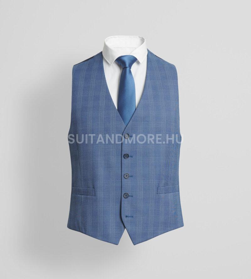 DIGEL-Move-kék-extra-slim-fit-kockás-mellény-NANNO-NATE-NICOLO-99727-25-01