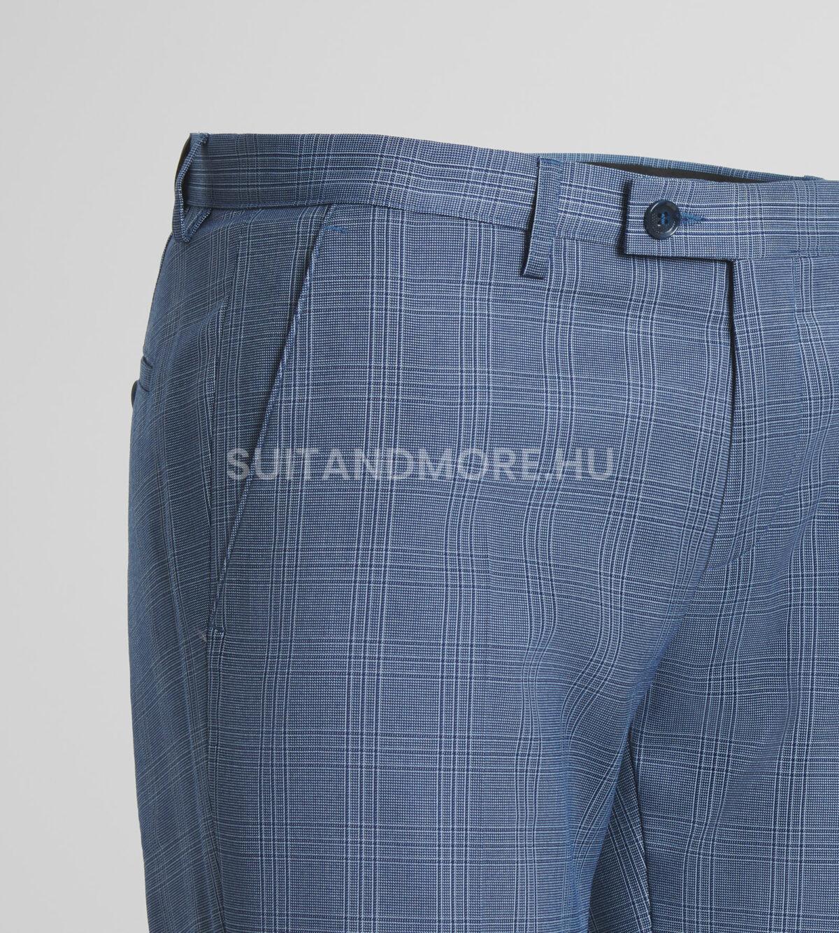 DIGEL-Move-kék-extra-slim-fit-kockás-nadrág-NANNO-NATE-NICOLO-99727-25-02
