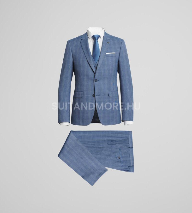 DIGEL-Move-kék-extra-slim-fit-kockás-öltöny-NANNO-NATE-NICOLO-99727-25-01
