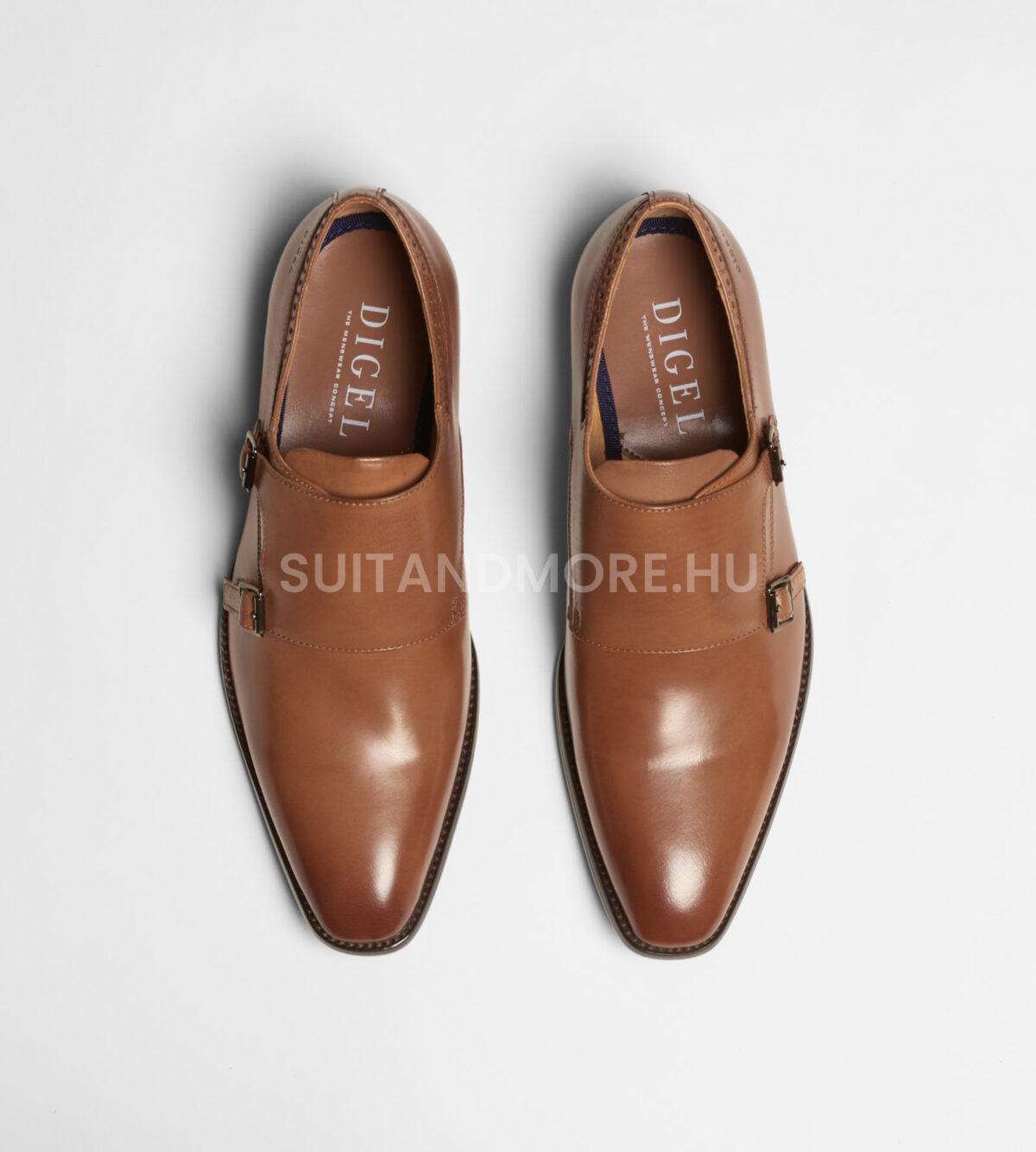 DIGEL-barna-dupla-csatos-elegáns-cipő-SALOMON-1001908-35-02