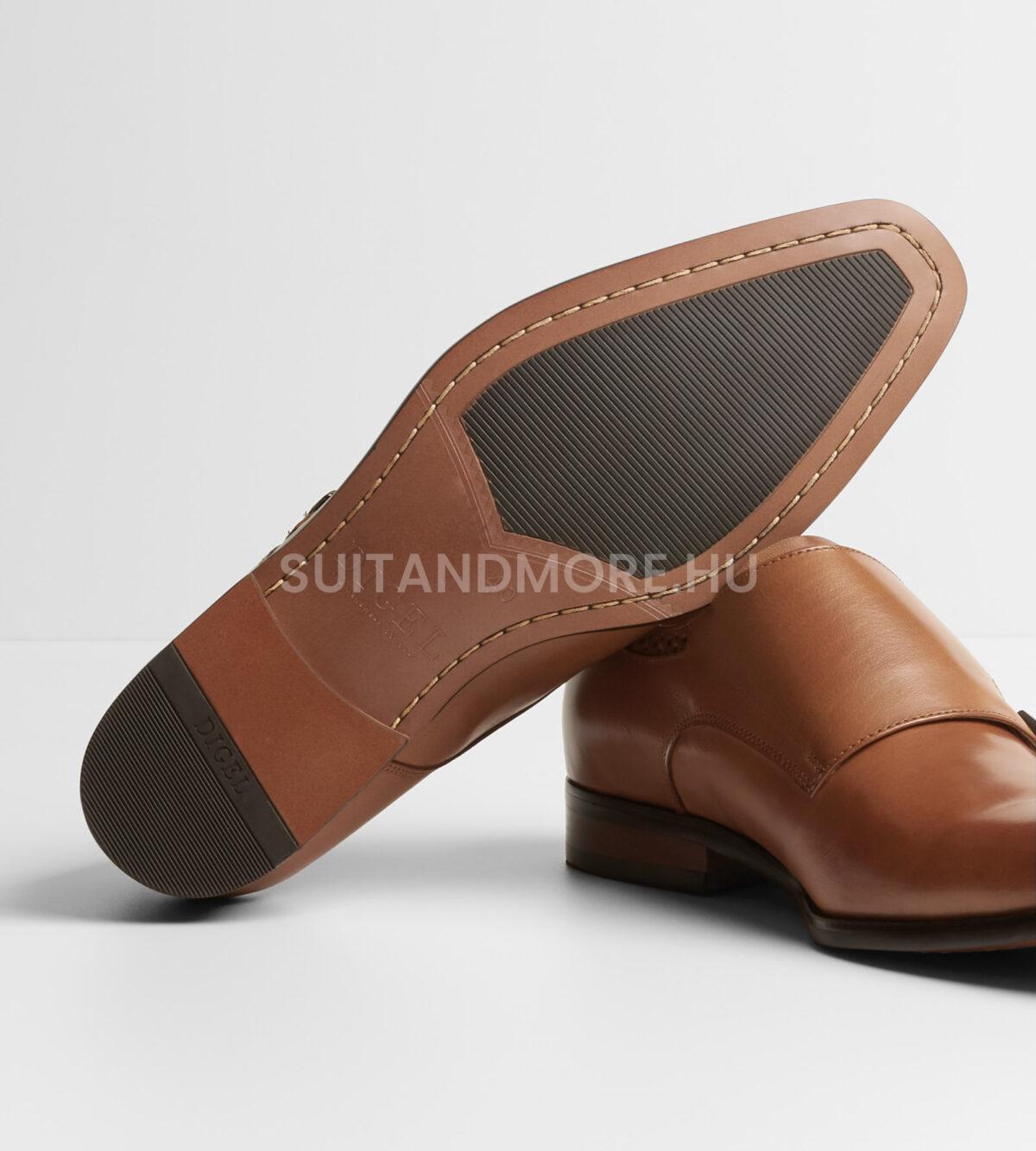 DIGEL-barna-dupla-csatos-elegáns-cipő-SALOMON-1001908-35-04