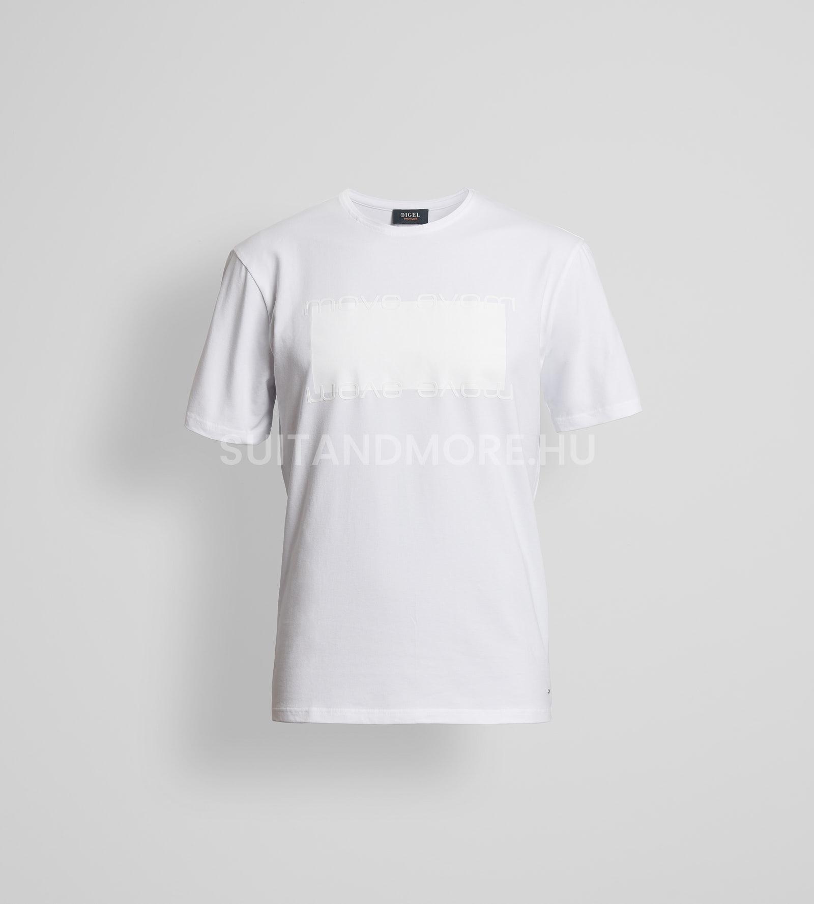 DIGEL-fehér-slim-fit-kerek-nyakú-póló-ANANI-1-2-1108123-80-01