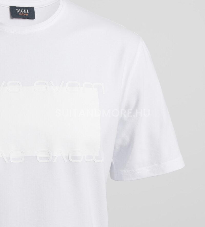 DIGEL-fehér-slim-fit-kerek-nyakú-póló-ANANI-1-2-1108123-80-02