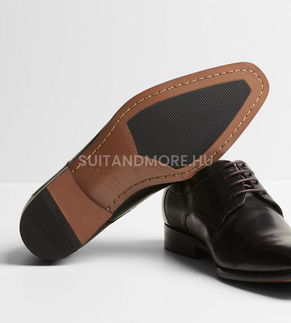DIGEL-fekete-fűzős-elegáns-cipő-SYRAKUS-1001907-10-03
