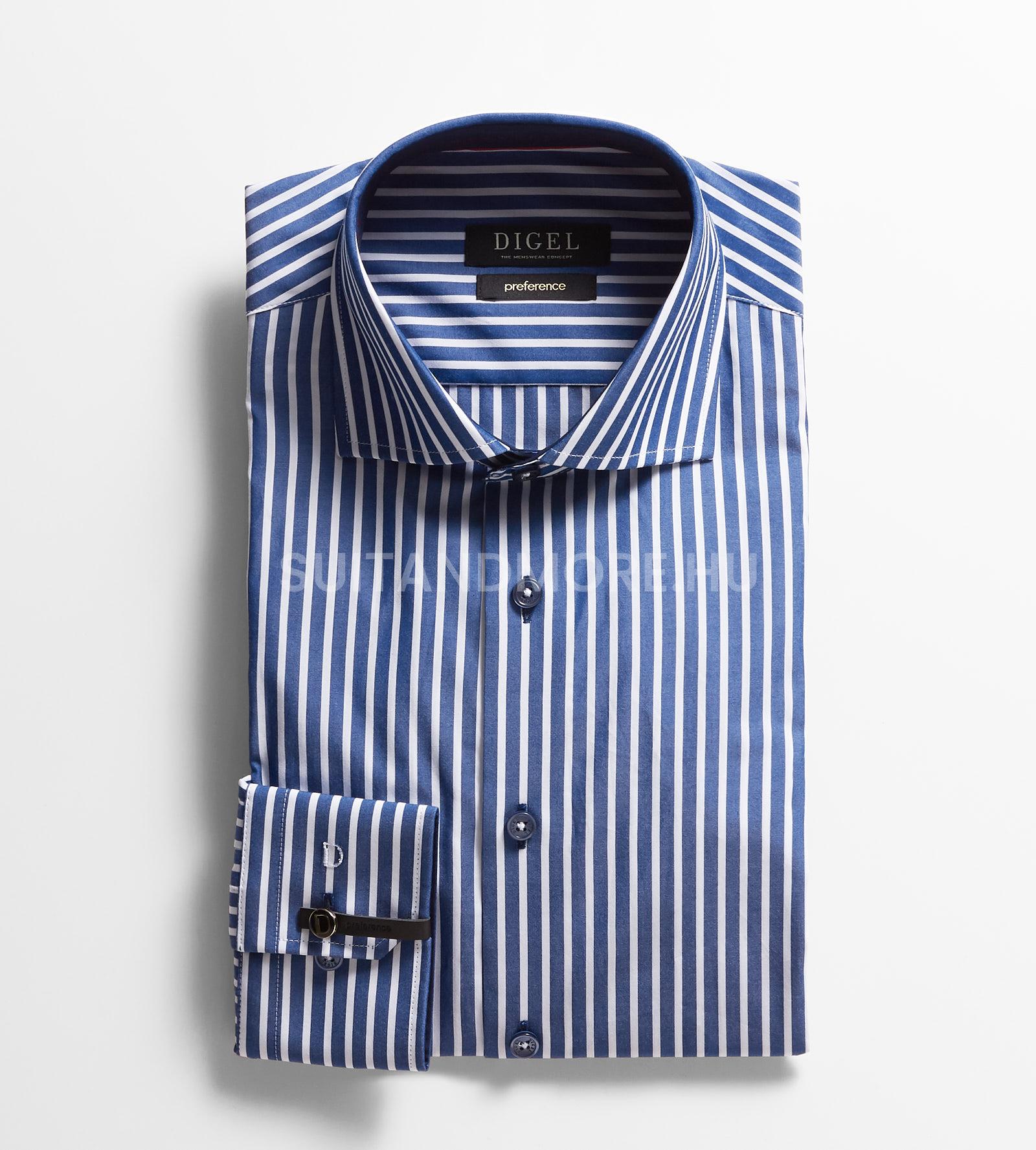 DIGEL-kék-modern-fit-csíkos-ing-DANTOS-B-1-1-1187060-22-01
