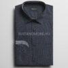 DIGEL-kék-slim-fit-aprómintás-ing-AUREL-1-1-1267040-20-01