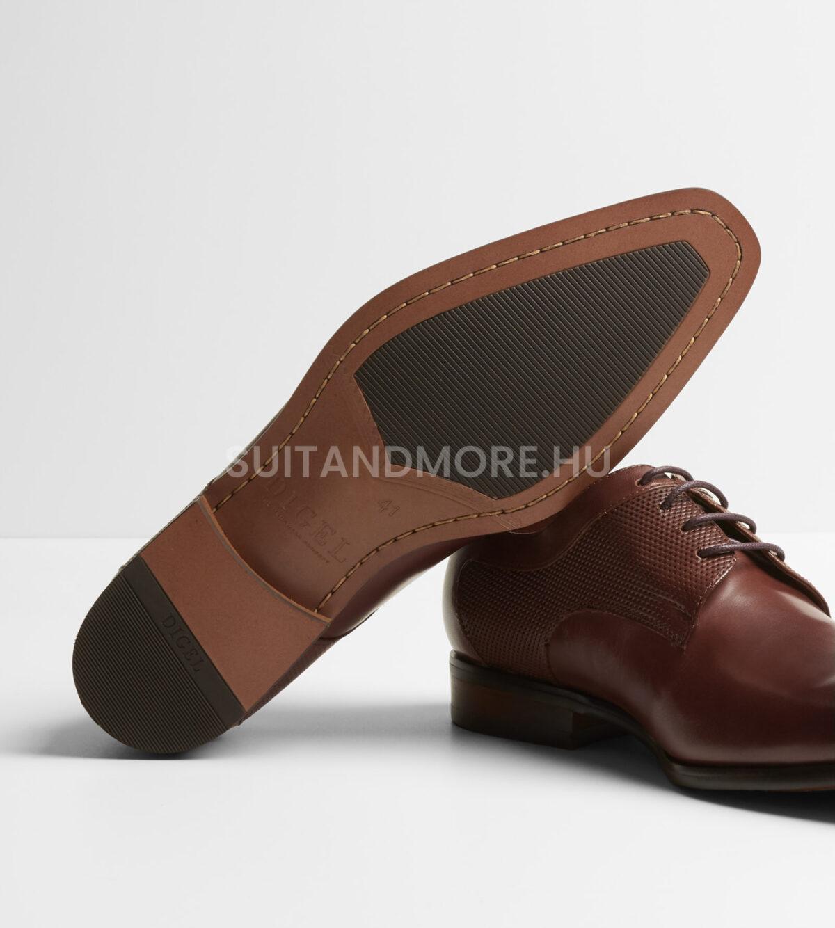 DIGEL-középbarna-fűzős-derby-cipő-SYRAKUS-1001907-32-03