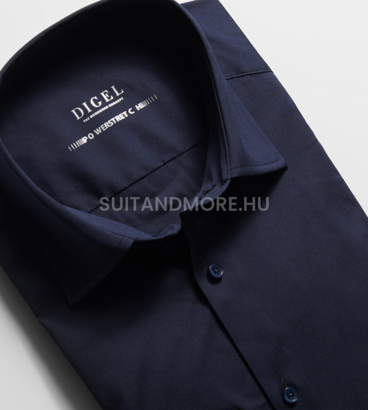 DIGEL-sötétkék-slim-fit-ing-KINLEY-1-1-1197033-20-02