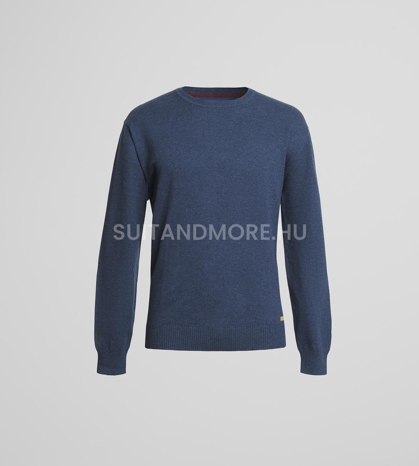 digel-sotetkek-modern-fit-kerek-nyaku-gyapju-pulover-faros1-1-1268001-20