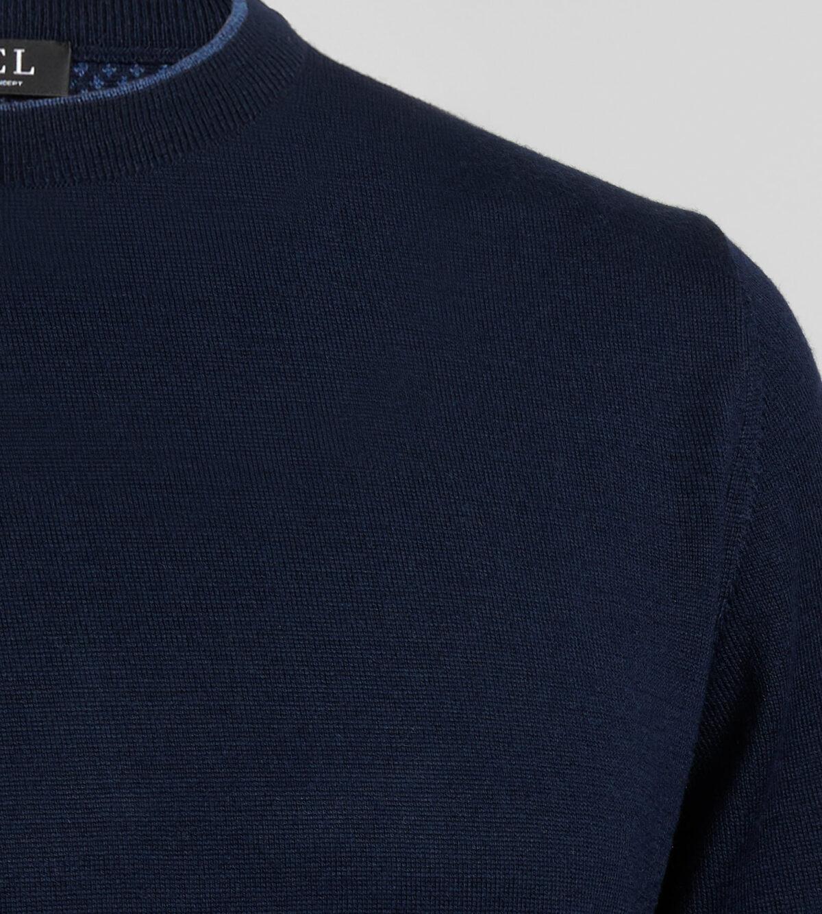 digel-sotetkek-modern-fit-kerek-nyaku-gyapju-pulover-faros1-1-1288009-20