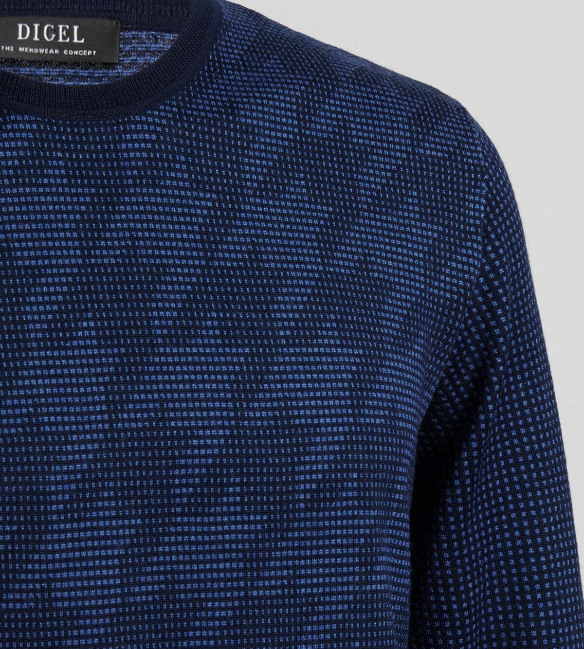 digel-sotetkek-modern-fit-kerek-nyaku-tyuklabmintas-gyapju-pulover-faros1-1-1288010-20