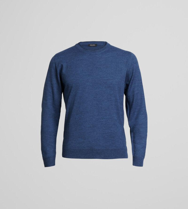digel-sotetkek-slim-fit-kerek-nyaku-csikos-gyapju-pulover-asa1-1-1288014-20
