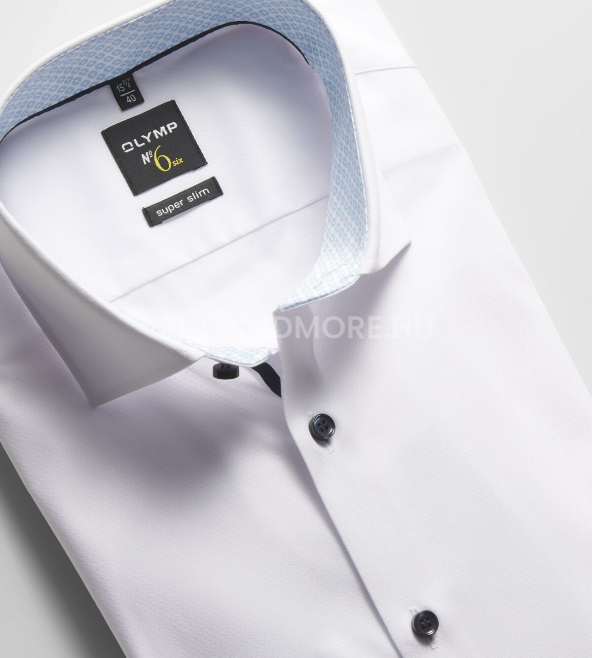 OLYMP-No-Six-fehér-super-slim-vasaláskönnyített-ing-2540-34-00-02