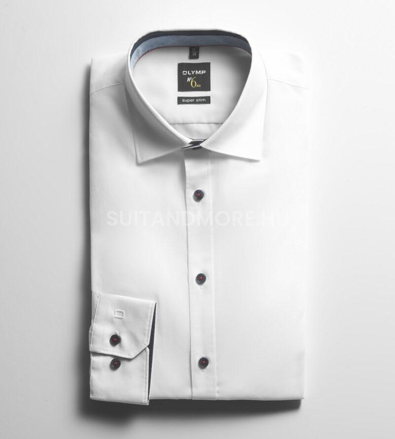 OLYMP-fehér-extra-slim-fit-vasaláskönnyített-ing-2514-14-00-01