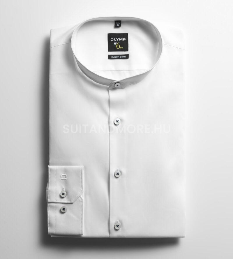 OLYMP-fehér-extra-slim-fit-vasaláskönnyített-ing-2556-34-00-01