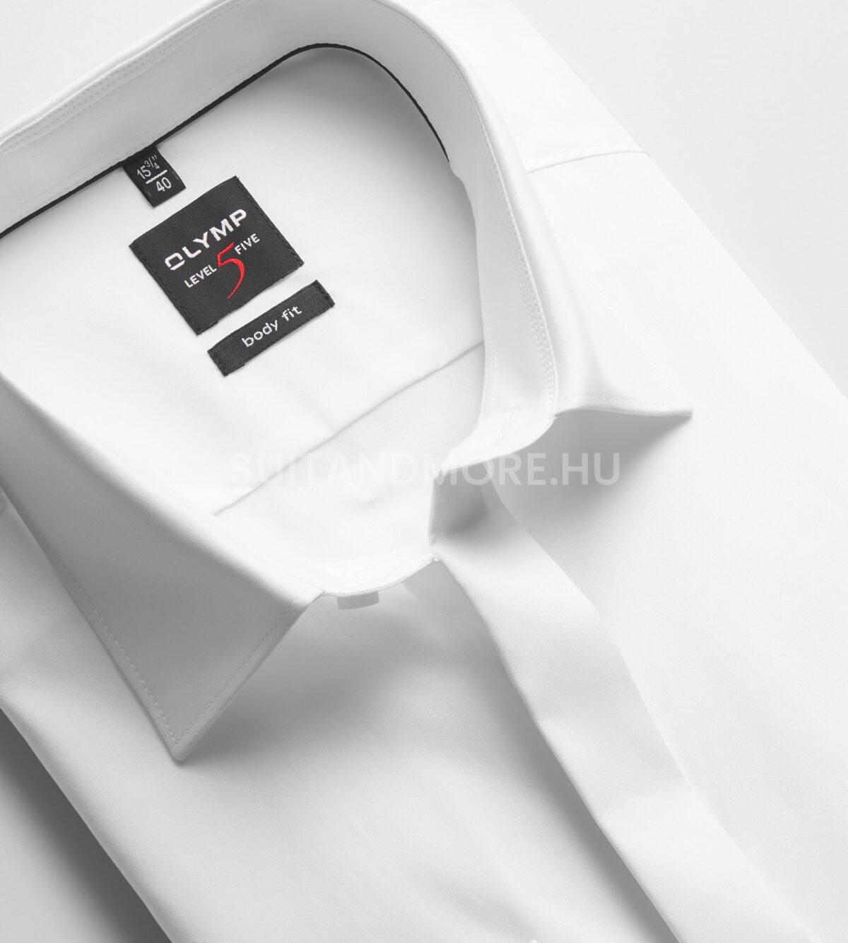 OLYMP-fehér-slim-fit-vasaláskönnyített-ing-1276-65-00-02