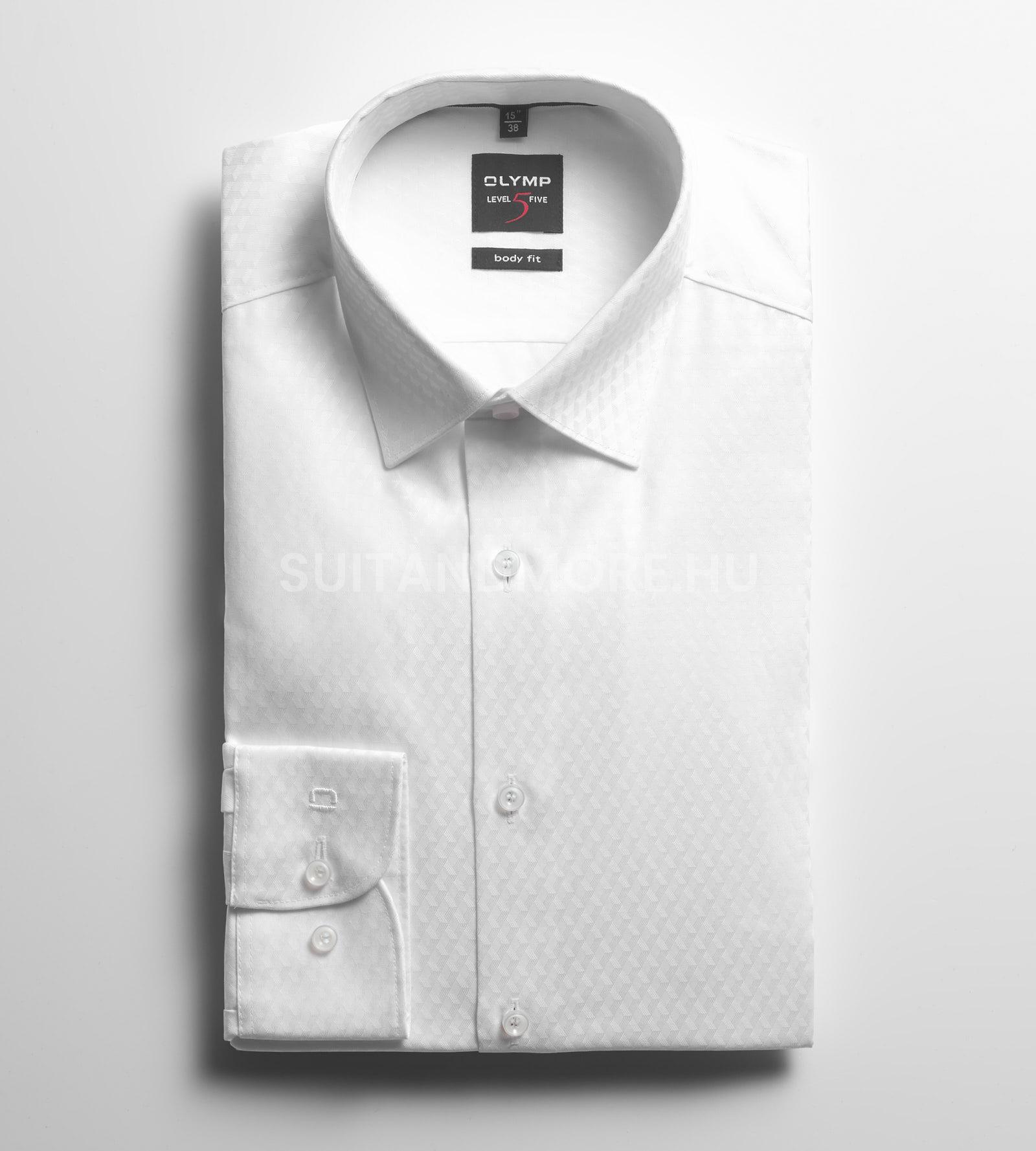 OLYMP-fehér-slim-fit-vasaláskönnyített-ing-2094-34-00-01