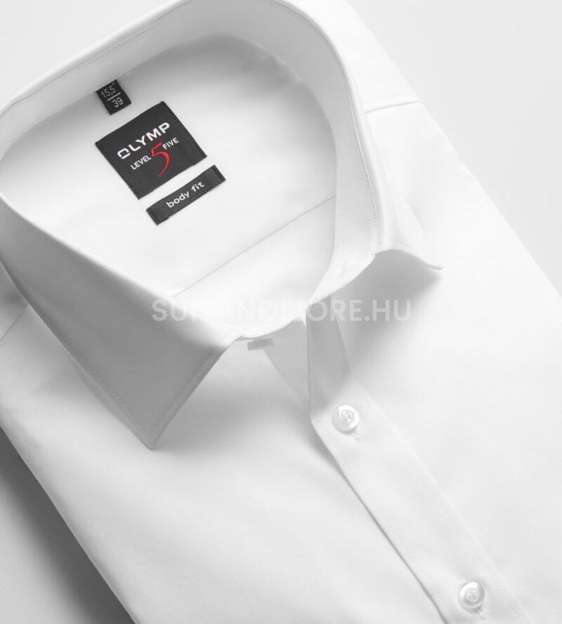 OLYMP-fehér-slim-fit-vasaláskönnyített-ing-6090-64-00-02