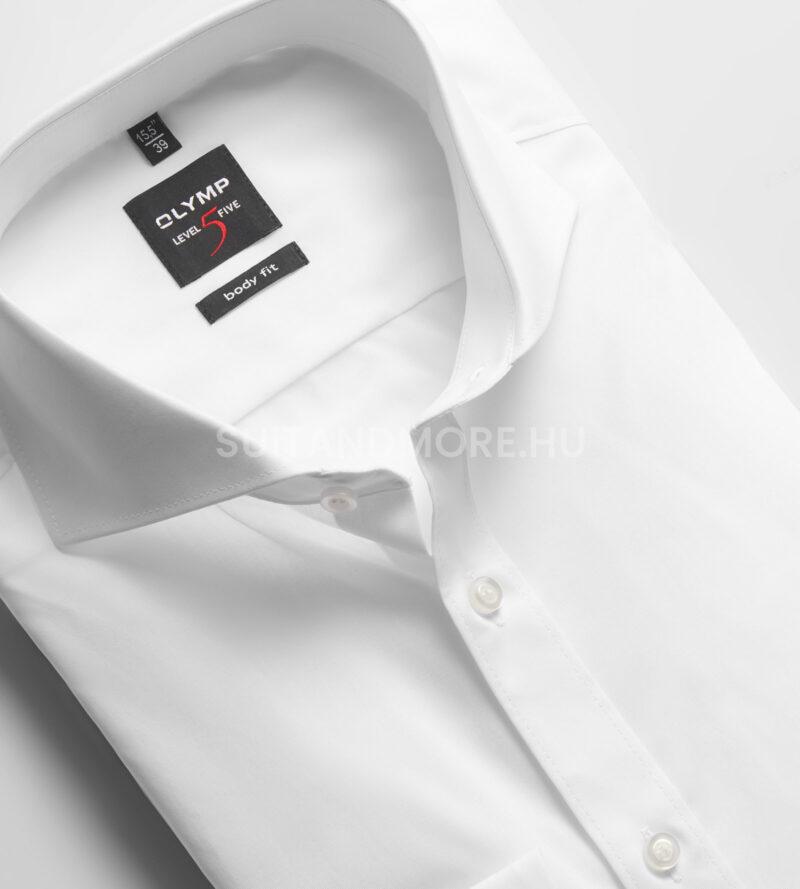 OLYMP-fehér-slim-fit-vasaláskönnyített-ing-6095-65-00-02