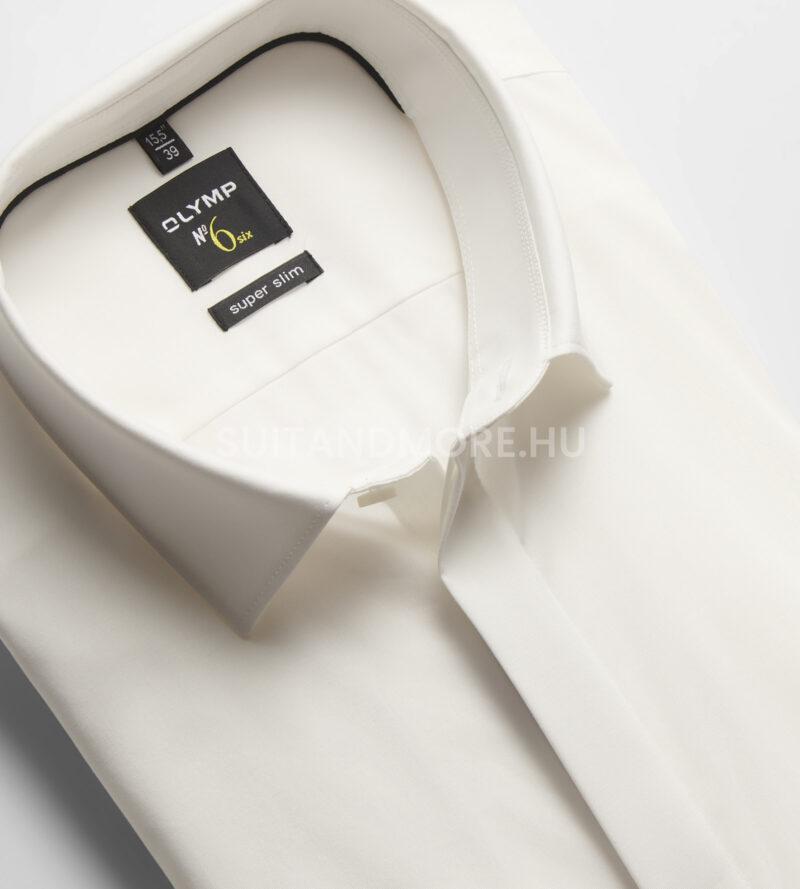 Olymp-bézs-extra-slim-fit-vasaláskönnyített-ing-0491-65-20-02