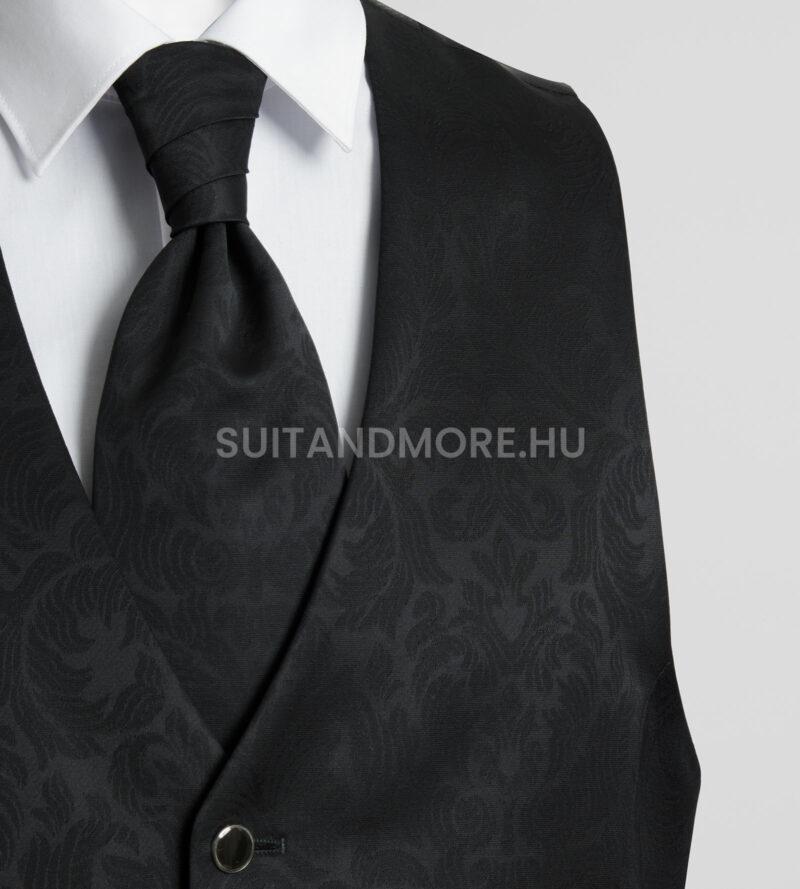 digel-ceremony-selyemfenyu-fekete-slim-fitt-barokk-mintas-eskuvoi-melleny-laurent-1150966-10