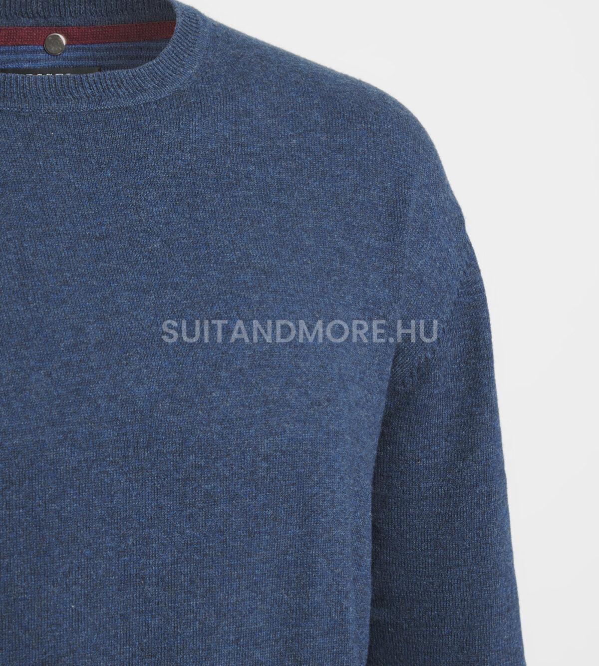 digel-sotetkek-modern-fit-kerek-nyaku-gyapju-pulover-faros1-1-1268001-20-02
