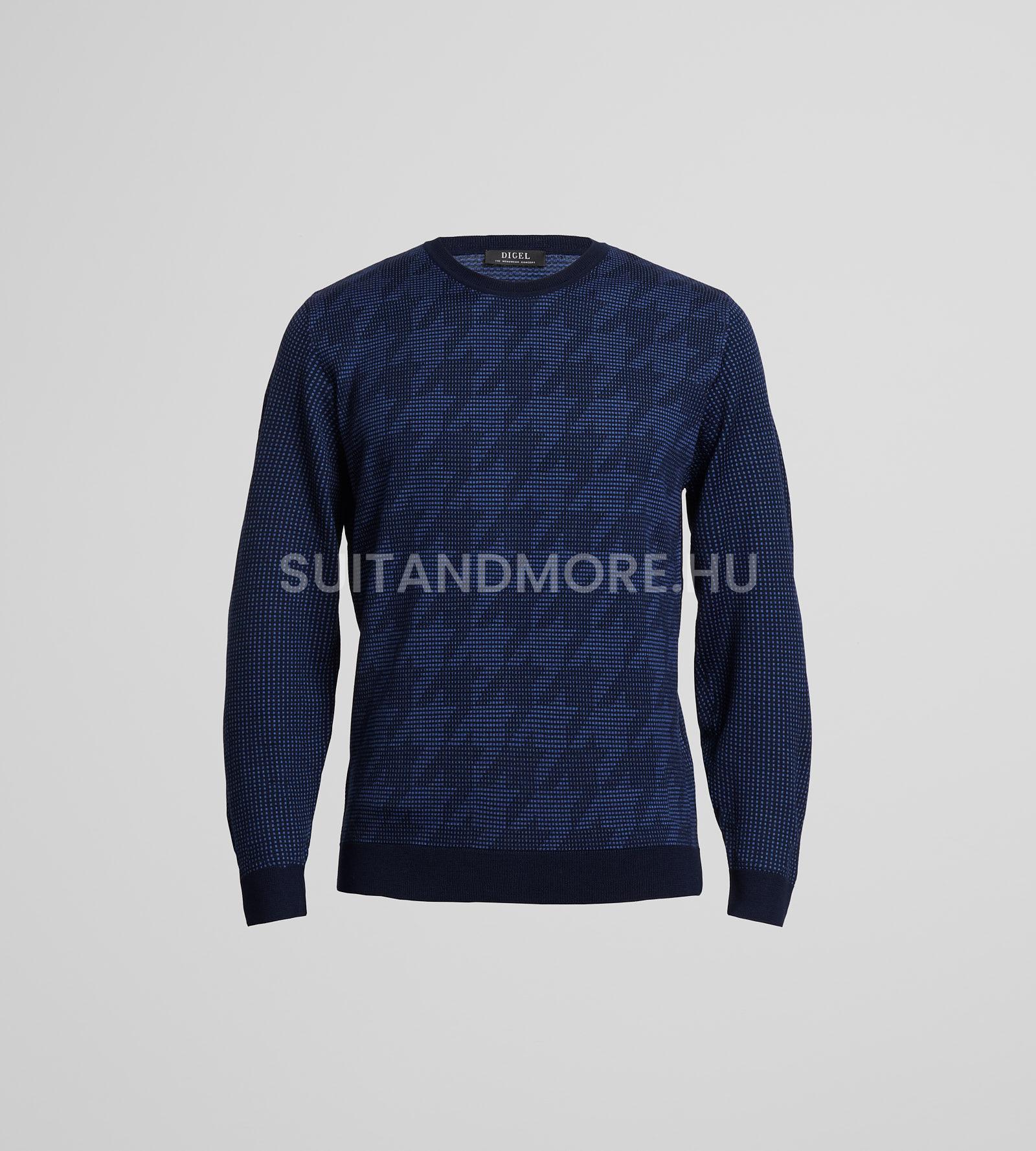 digel-sotetkek-modern-fit-kerek-nyaku-tyuklabmintas-gyapju-pulover-faros1-1-1288010-20-01
