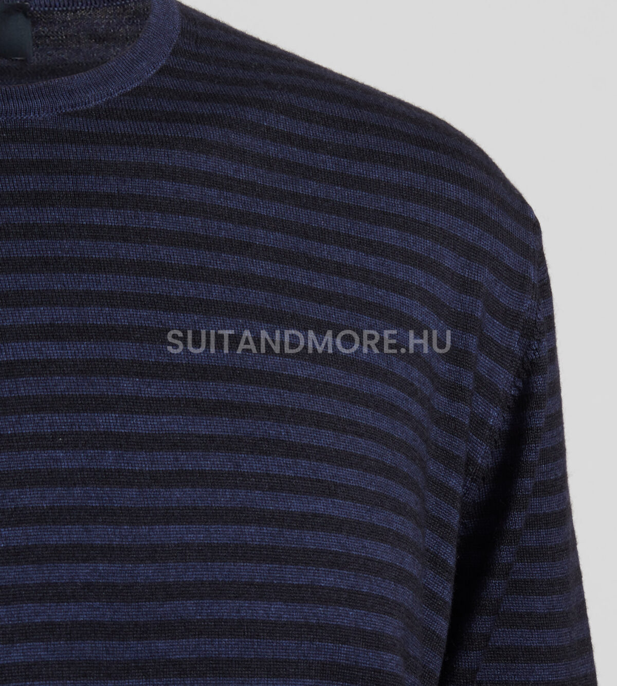 digel-sotetkek-slim-fit-kerek-nyaku-csikos-gyapju-pulover-asa1-1-1288014-20-02