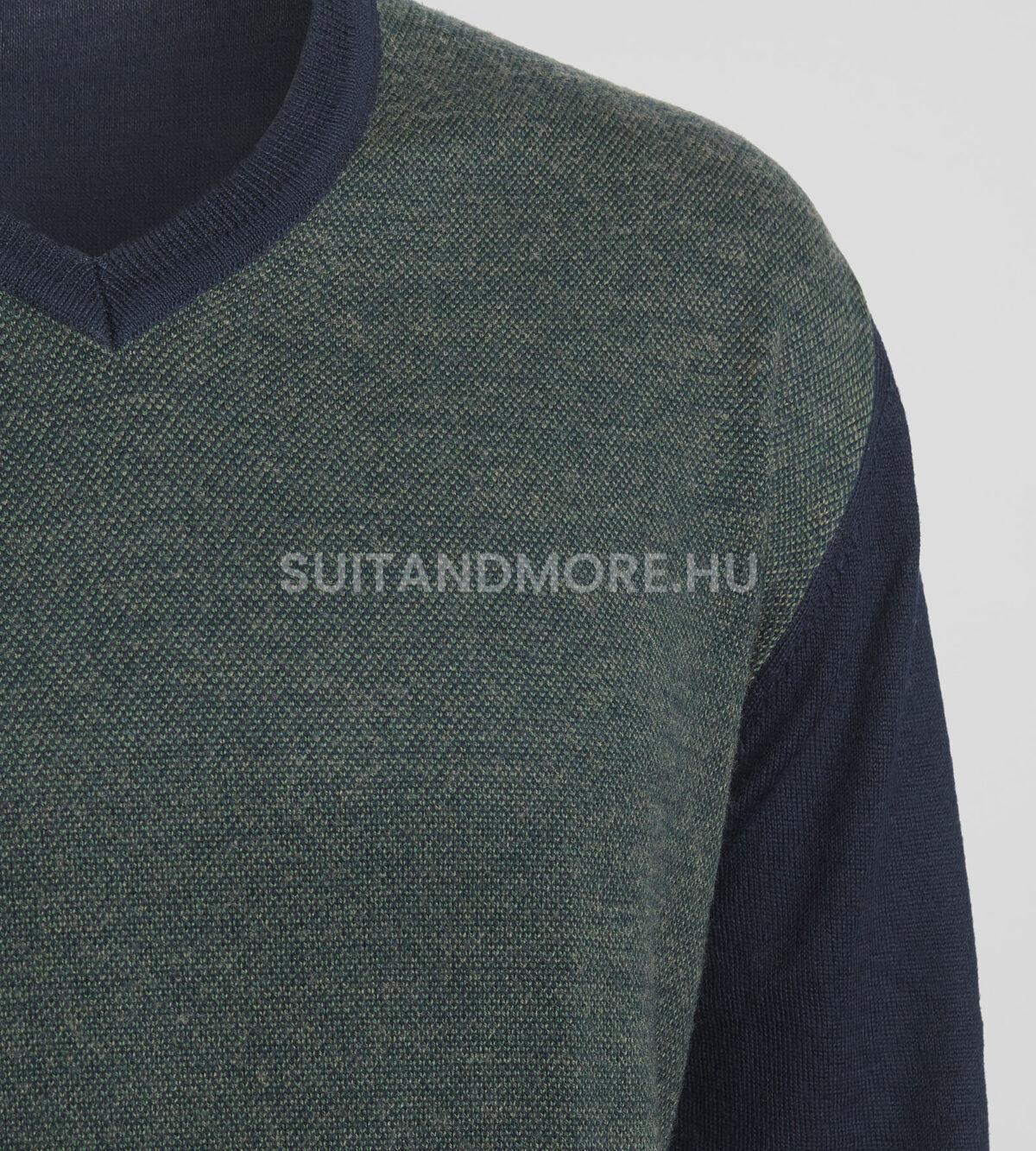 digel-sotetzold-modern-fit-v-nyaku-gyapju-pulover-fabrizio1-1-1278007-52-02