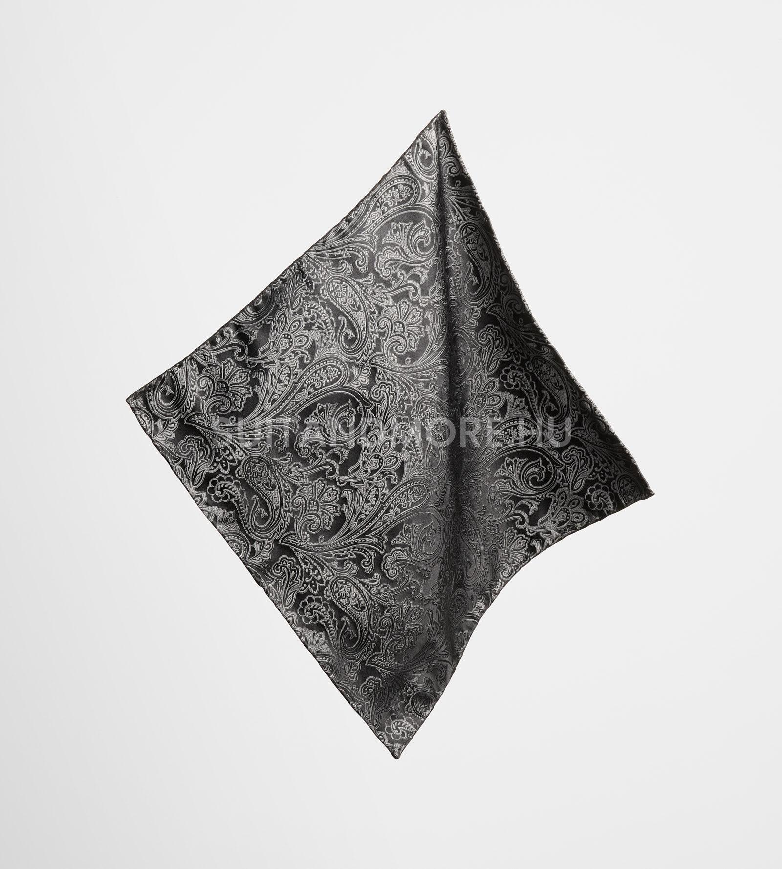 olymp-fekete-paisley-mintas-selyem-diszzsebkendo-1760-31-68-01
