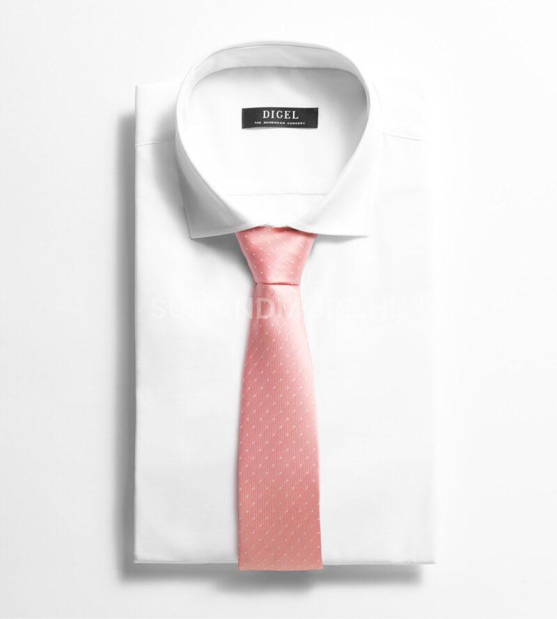 olymp-rozsaszin-pottyos-selyem-nyakkendo-1799-00-71-02