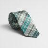 olymp-zold-kockas-selyem-nyakkendo-1660-00-49-01