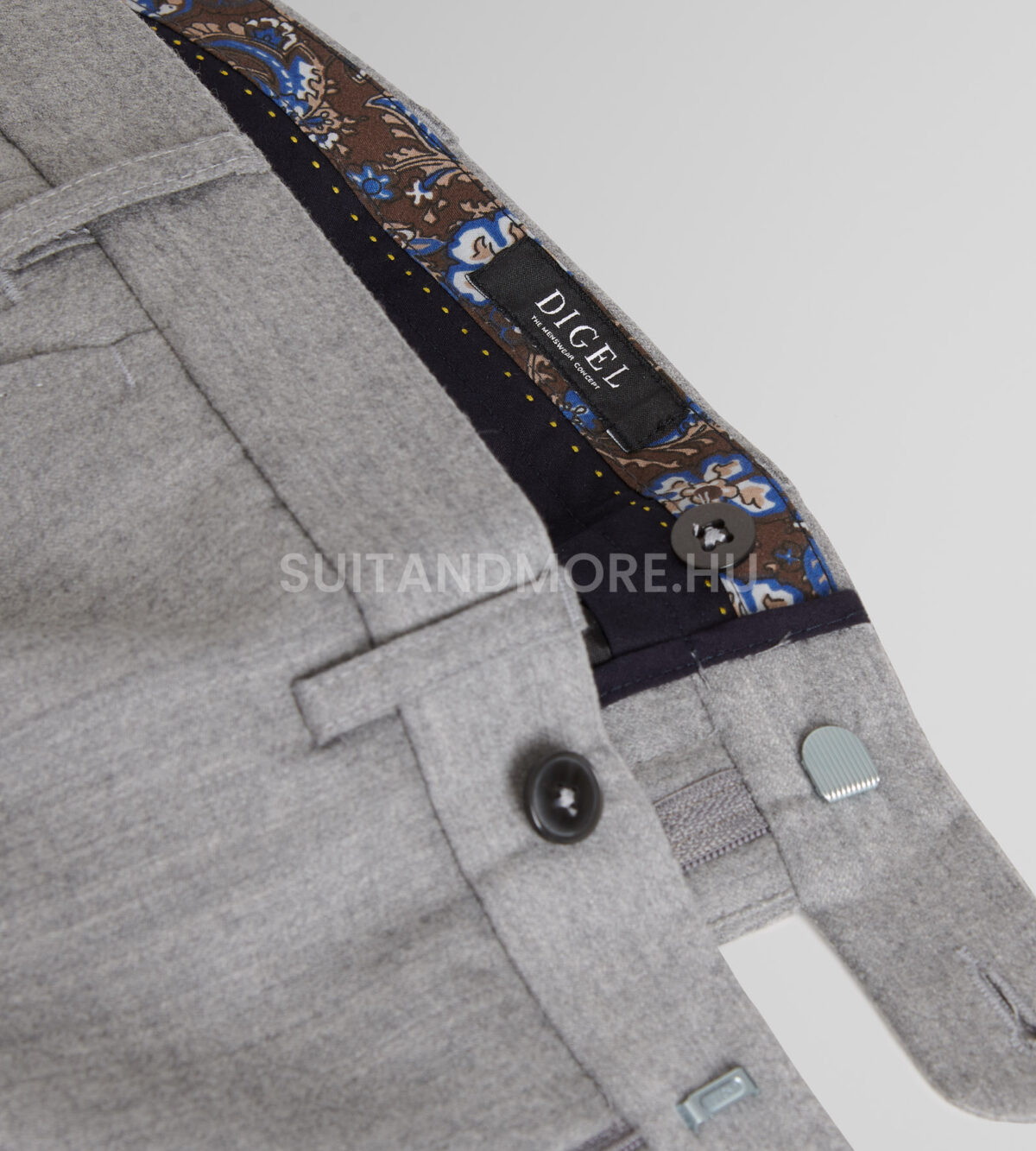 DIGEL világosszürke modern fit gyapjú-kasmír szövetnadrág-sergio-1201209-47